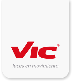 VIC – Luces en Movimiento Logo